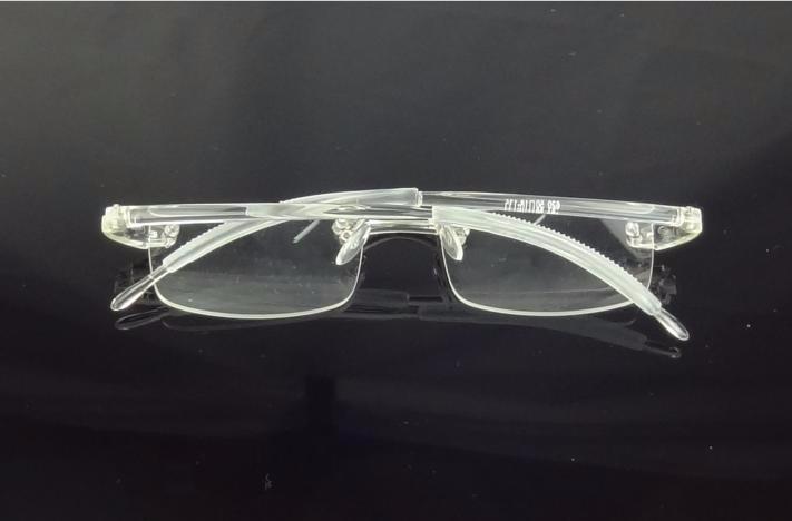10412b7498861 Armação Oculos De Grau Transparente Sem Aro Discreta - A776 - R  79 ...
