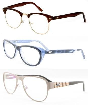 c0ee4f5b21a28 Armação Óculos De Grau Vários Modelos Feminino   Masculino - R  49 ...