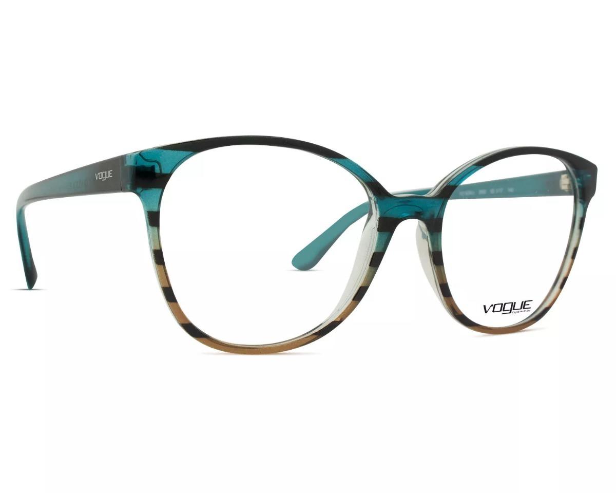 d2cab80b0e8e1 armação óculos de grau vogue feminino vo5234l 2650. Carregando zoom.