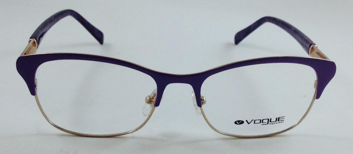 361e133670da0 armação óculos de grau vogue promoção dias das mãe!!!! Carregando zoom.