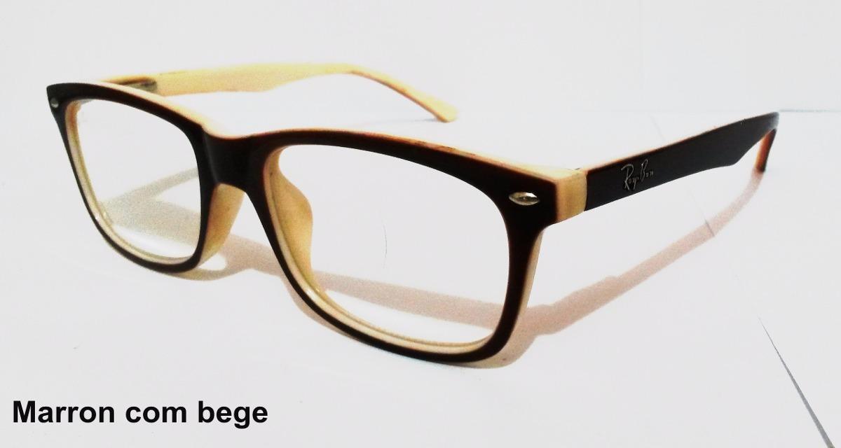 armação oculos de grau wayfarer retro 5228 preto tartarug. Carregando zoom. b9dd33a71d
