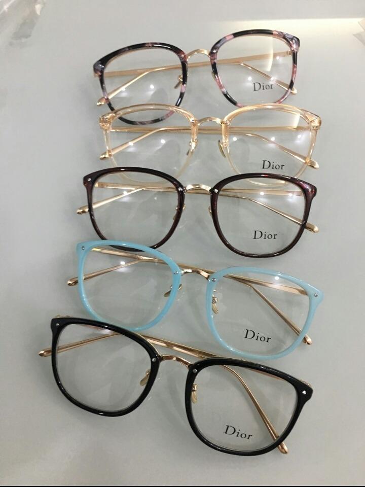 f3eac73f79ce6 Carregando zoom... armação de oculos de grau dior tartaruga quadrado  feminino