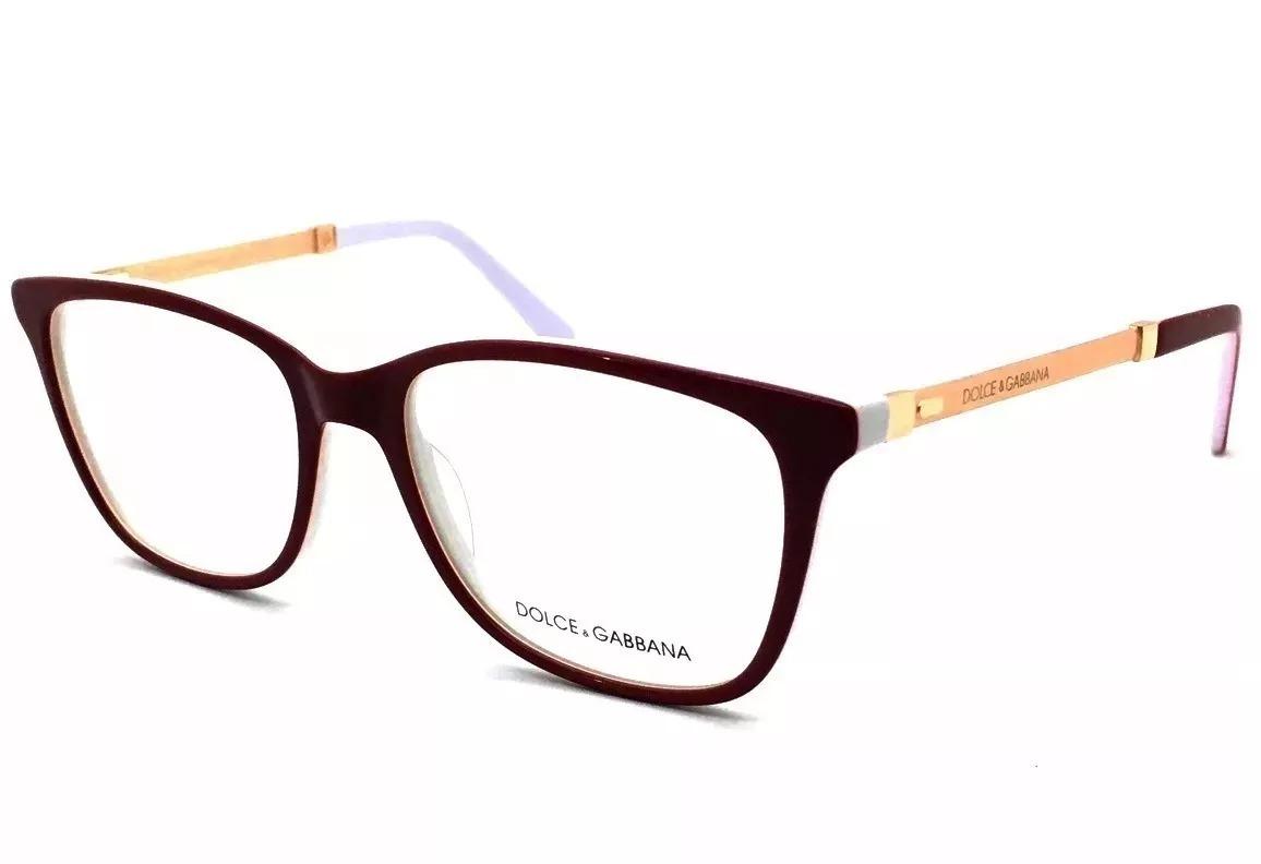 9d96ee12d68bc armação oculos dolce gabbana grau feminino acetato original. Carregando zoom .