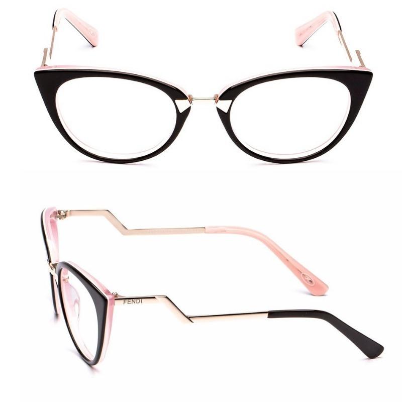 243ad3b43 armação óculos estilo gatinho feminino acetato frete grátis. Carregando zoom .