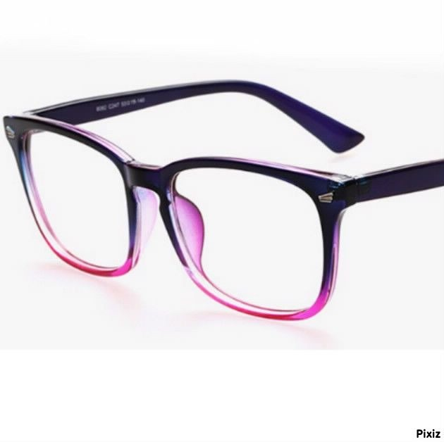 d9456e44232a0 Armação Oculos Feminina P  Grau Acetato - Preta E Pink - R  300,00 ...