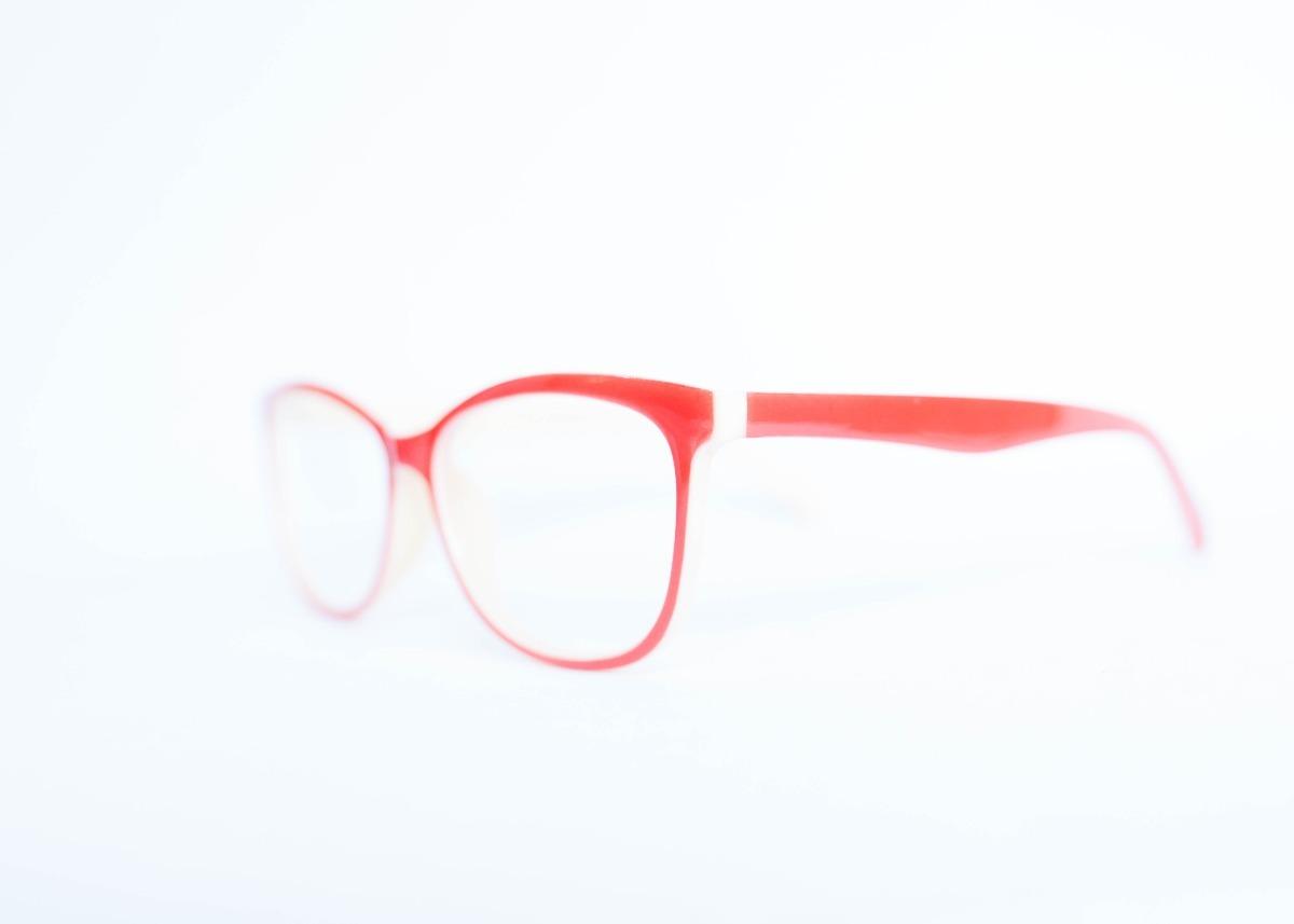 5785dc054 armação óculos feminino com lentes s/ grau 51121 (6 cores). Carregando zoom.