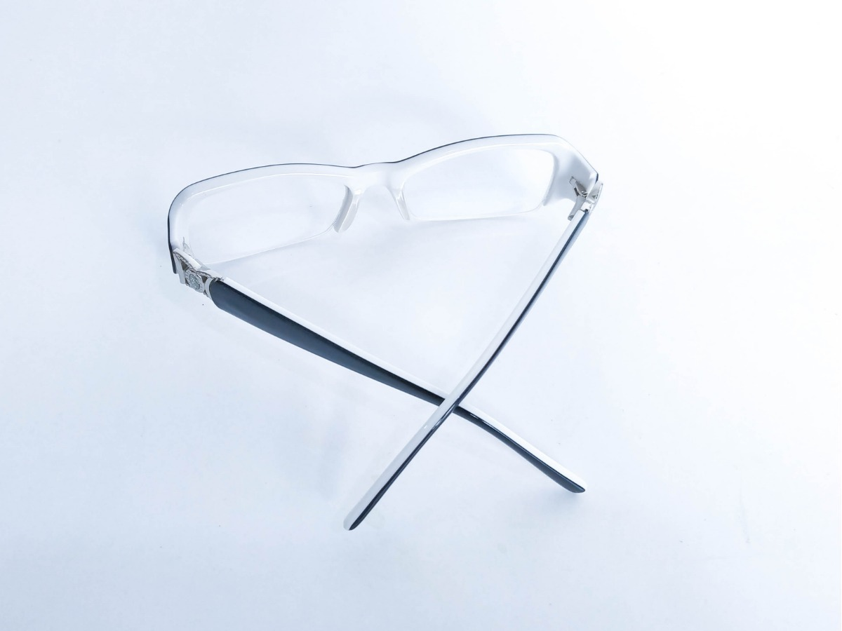 46c99617fbab3 Armação Óculos Feminino Com Lentes S  Grau Bc8048 - R  65,77 em ...