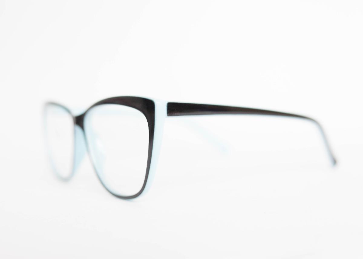1affeaa2c armação óculos feminino com lentes s/ grau zf8826 (6 cores). Carregando zoom .
