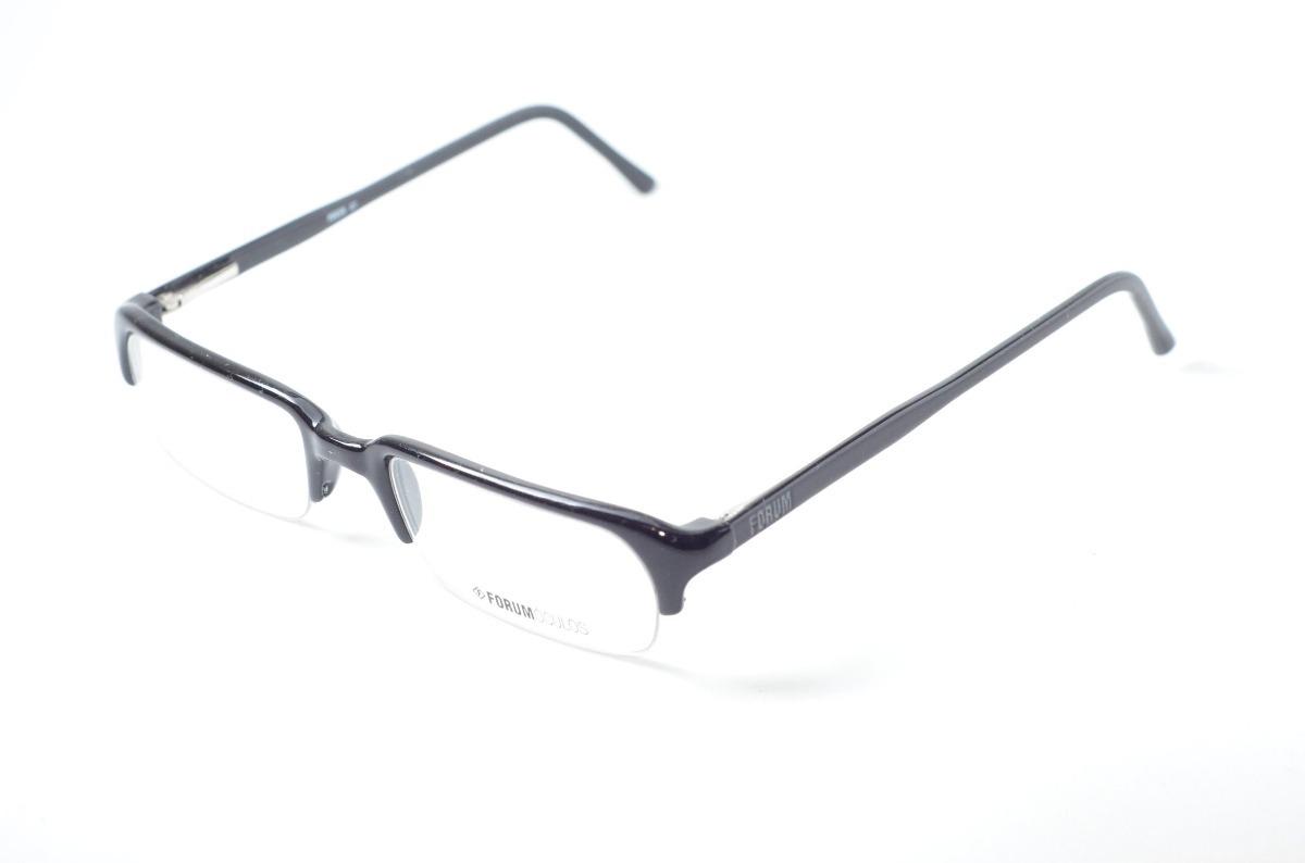 26fa0c0162962 armação oculos feminino para leitura forum pequeno preto. Carregando zoom.