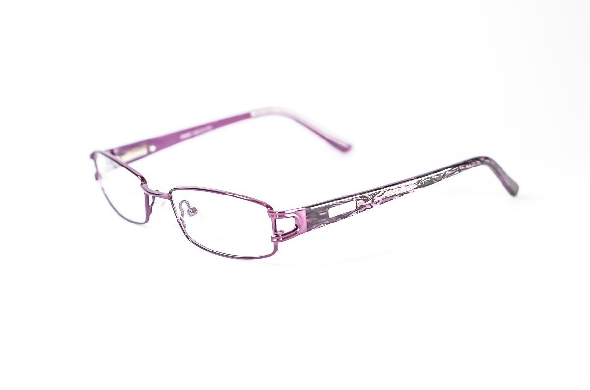 ba391e9e3da0a armação óculos feminino pequeno infantil roxa resistente. Carregando zoom.