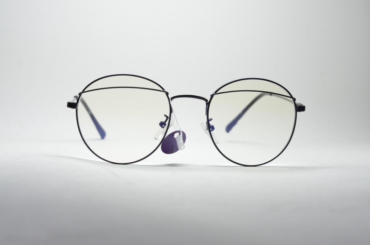 0a64f0210 armação óculos fem/masc redondo bonito estiloso moda phantom. Carregando  zoom.
