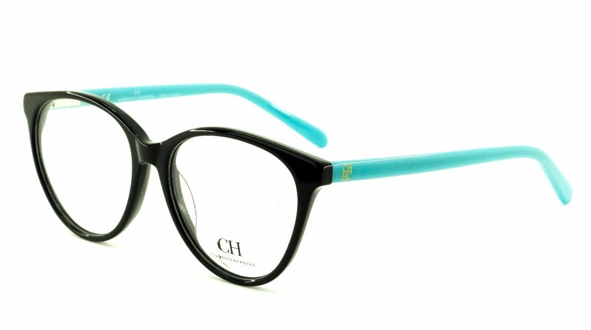 077a00e00 armação oculos grau acetato feminino importado ch7 original. Carregando zoom .