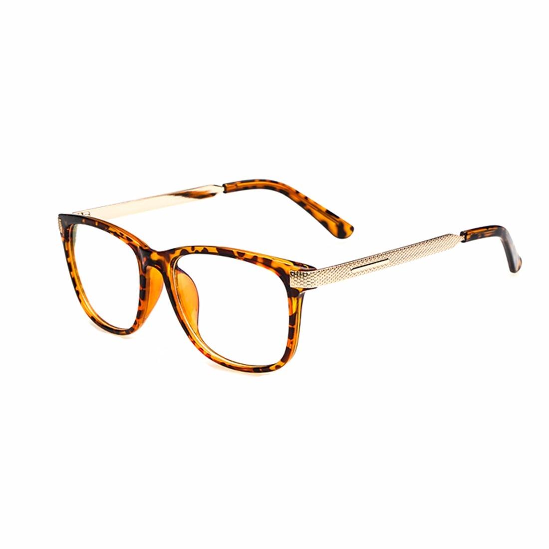 7e427d08a5da1 armação óculos grau - acetato quadrada leopardo feminino da. Carregando zoom .