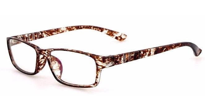 04f92046d Armação Óculos Grau Acetato Resistente Masculino Flexível Cy - R$ 39 ...