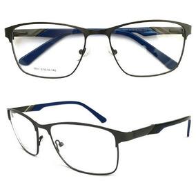 b7b436a0a Oculos De Grau Acetato Quadrado - Óculos Cinza escuro no Mercado ...