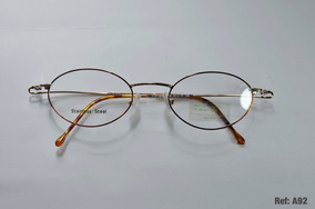 9e43d2e96 Oculos Redondo Da Benetton Policarbonato - Óculos no Mercado Livre Brasil