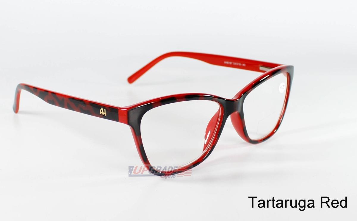 armação oculos grau ana hickman ah6197 óculos barato acetato. Carregando  zoom. 5aee0e0ce4