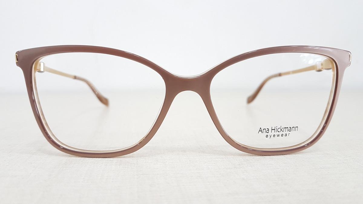 84b356b8fce05 armação óculos grau ana hickmann ah6346 h02 coleção 2019. Carregando zoom.