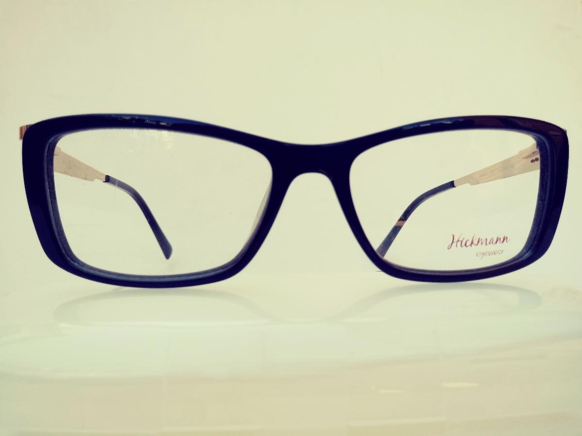 7a63a3d94bc3a armação óculos grau ana hickmann hi6005 a01 - ref 442. Carregando zoom.