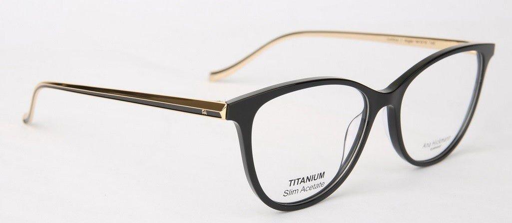 Armação Óculos Grau Ana Hickmann Ah6346 H02 Coleção 2019