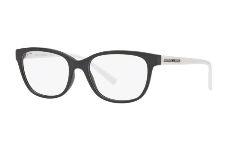 4502b330fd66f armação oculos grau armani exchange ax3037 8204 53 preto bra. Carregando  zoom.