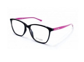 6187565d3 Oculos Atitude Grau Preto De - Óculos no Mercado Livre Brasil