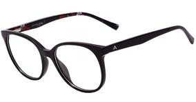 d59917a3e Armação Oculos Grau Atitude At6179 A02 Preto Brilho