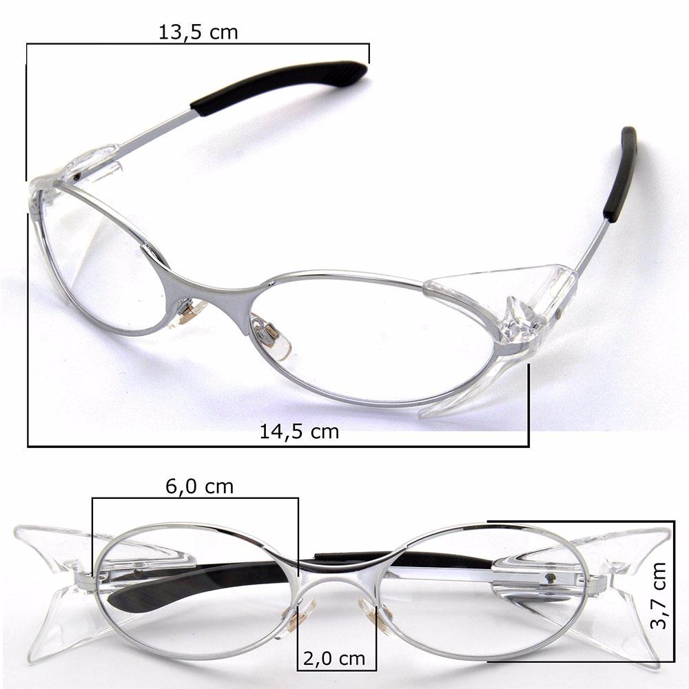 1c6abce6b4b1f armação oculos grau cromado feminino masculino modelo sport. Carregando zoom .