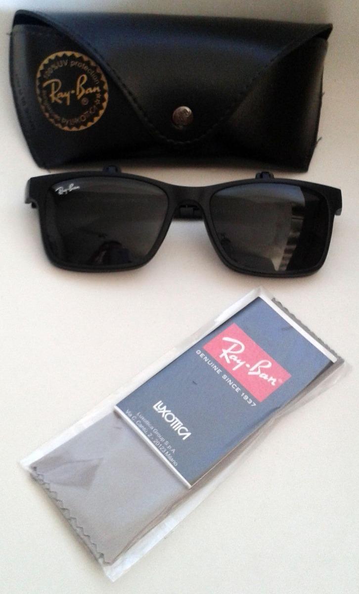 3b17048fbd4ad Armação Óculos Grau E Sol 2 Em 1 - R  75,00 em Mercado Livre