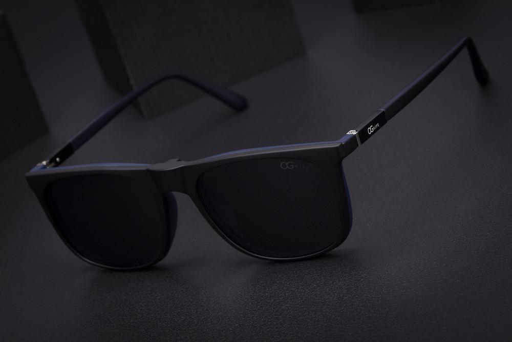 e8b157606ffb9 armação óculos grau e solar clip on ogrife 936-c polarizado. Carregando  zoom.