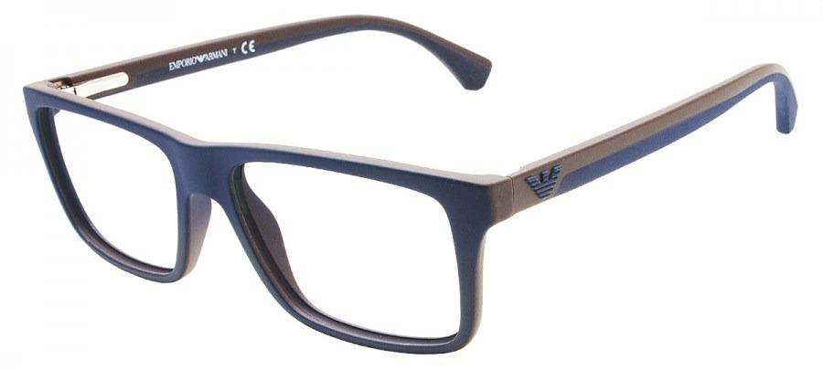 fa0879174 armação oculos grau emporio armani ref 294 - ea3034 5230 55. Carregando zoom .