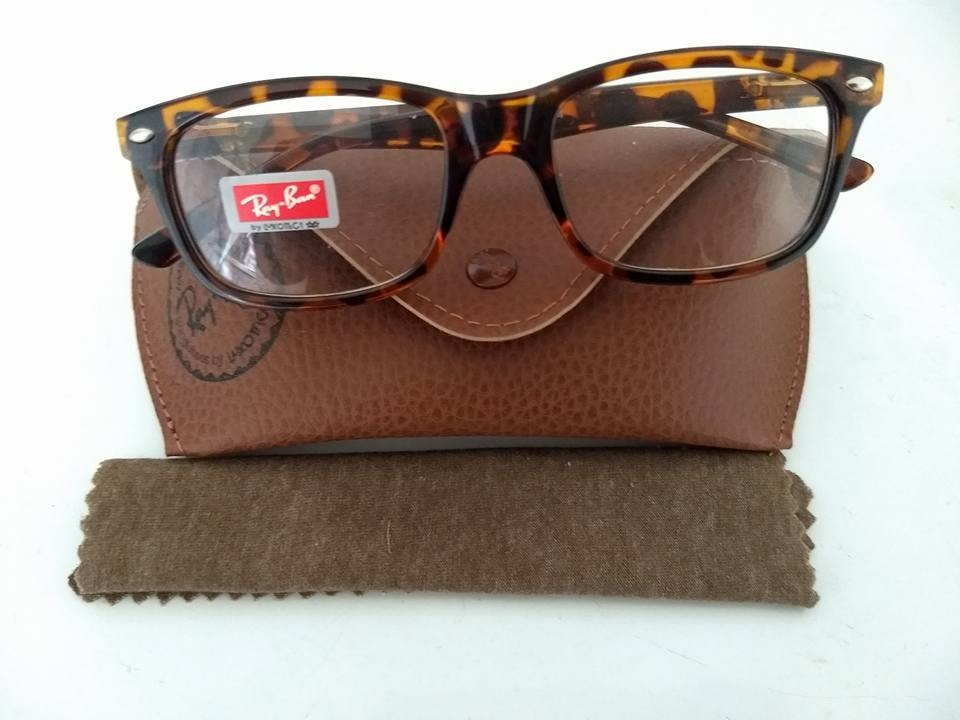 armação oculos grau estilo rayban 5115 com grau para leitura. Carregando  zoom. f592249322