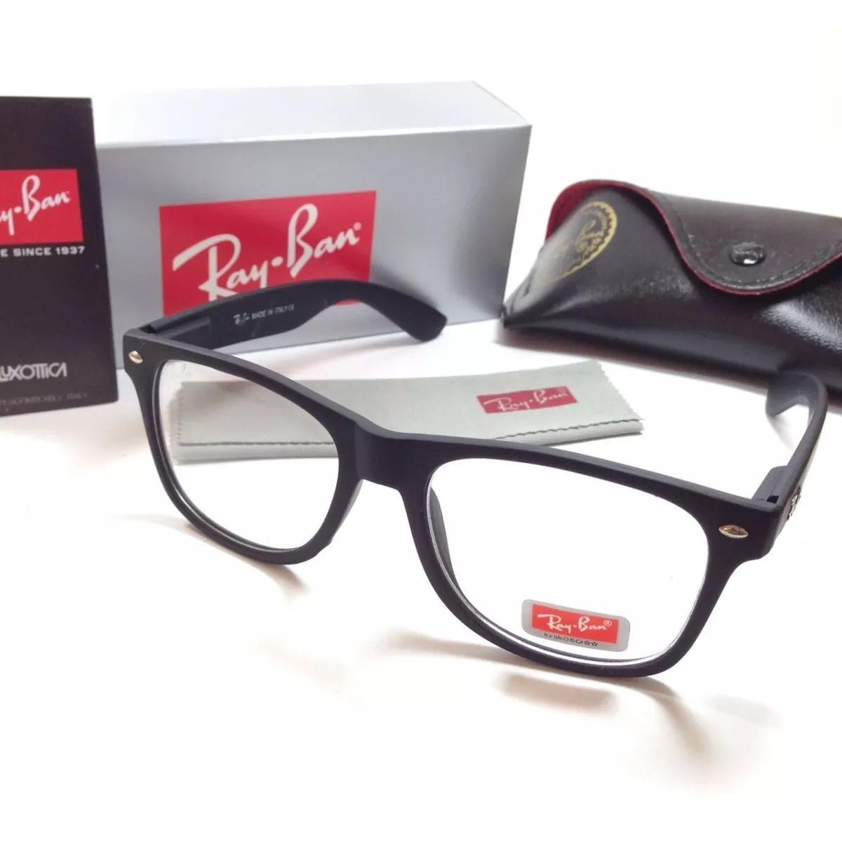 63754d632 armação oculos grau estilo rayban 5115 grau leitura grátis. Carregando zoom.