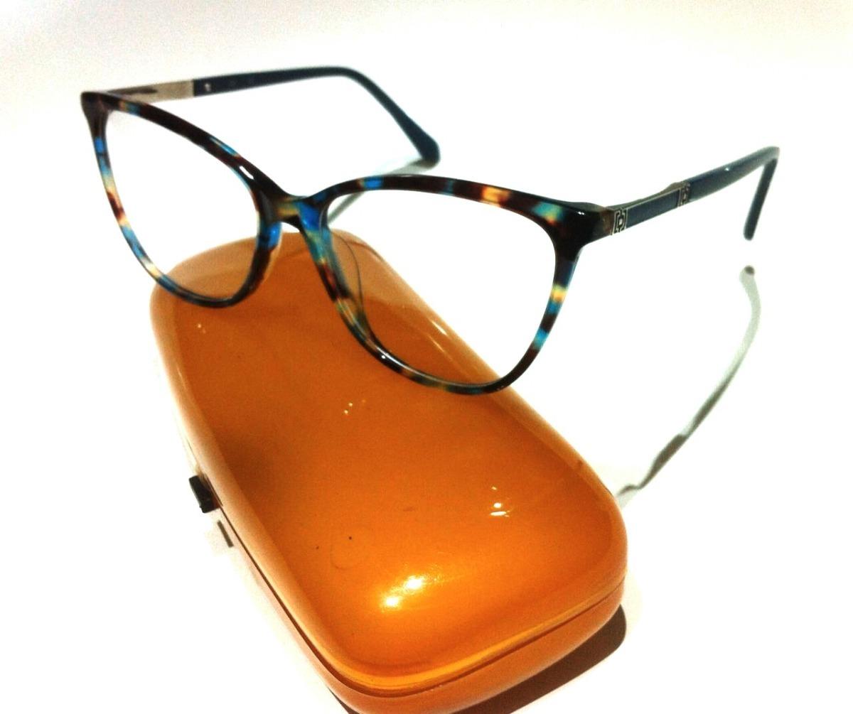 armação óculos grau feminina modelo gatinho cor tartaruga. Carregando zoom. d502335105
