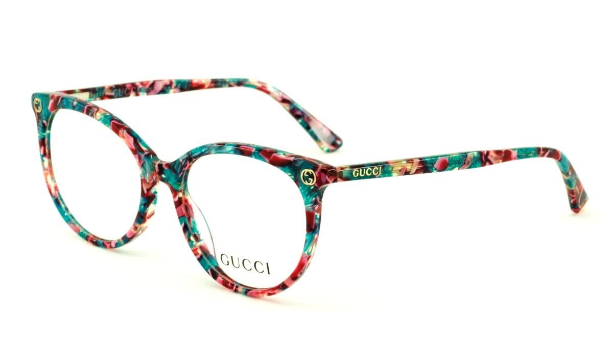 61608ecc43ba1 armação oculos grau feminino acetato gc7 original importado. Carregando  zoom.