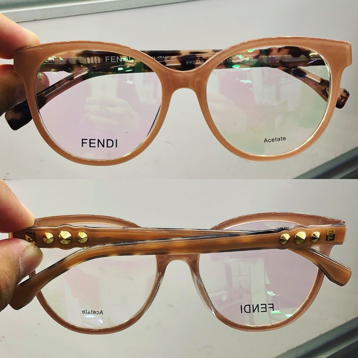 08a599786 armação oculos grau feminino acetato importada f75 original. Carregando zoom .