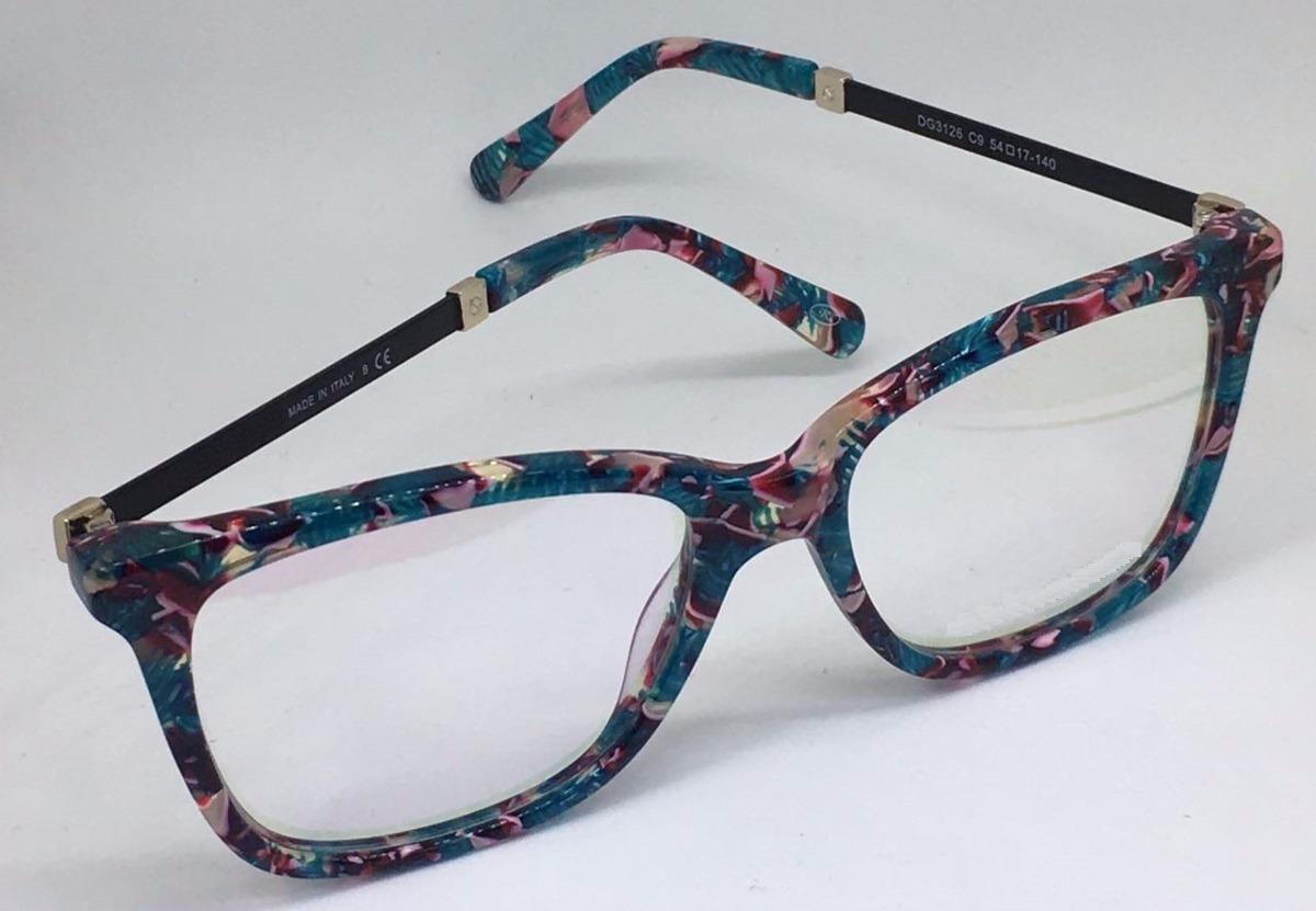 armação oculos grau feminino acetato importado lançamento. Carregando zoom. 01b18b2927