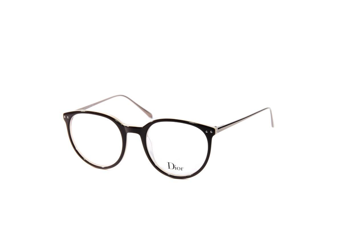 2ce05f5ea6875 armação oculos grau feminino cd7325 acetato original moda. Carregando zoom.