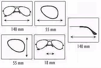 8260d07883ad8 Armação Óculos Grau Feminino Classic Redondo Promoção A013 - R  45 ...