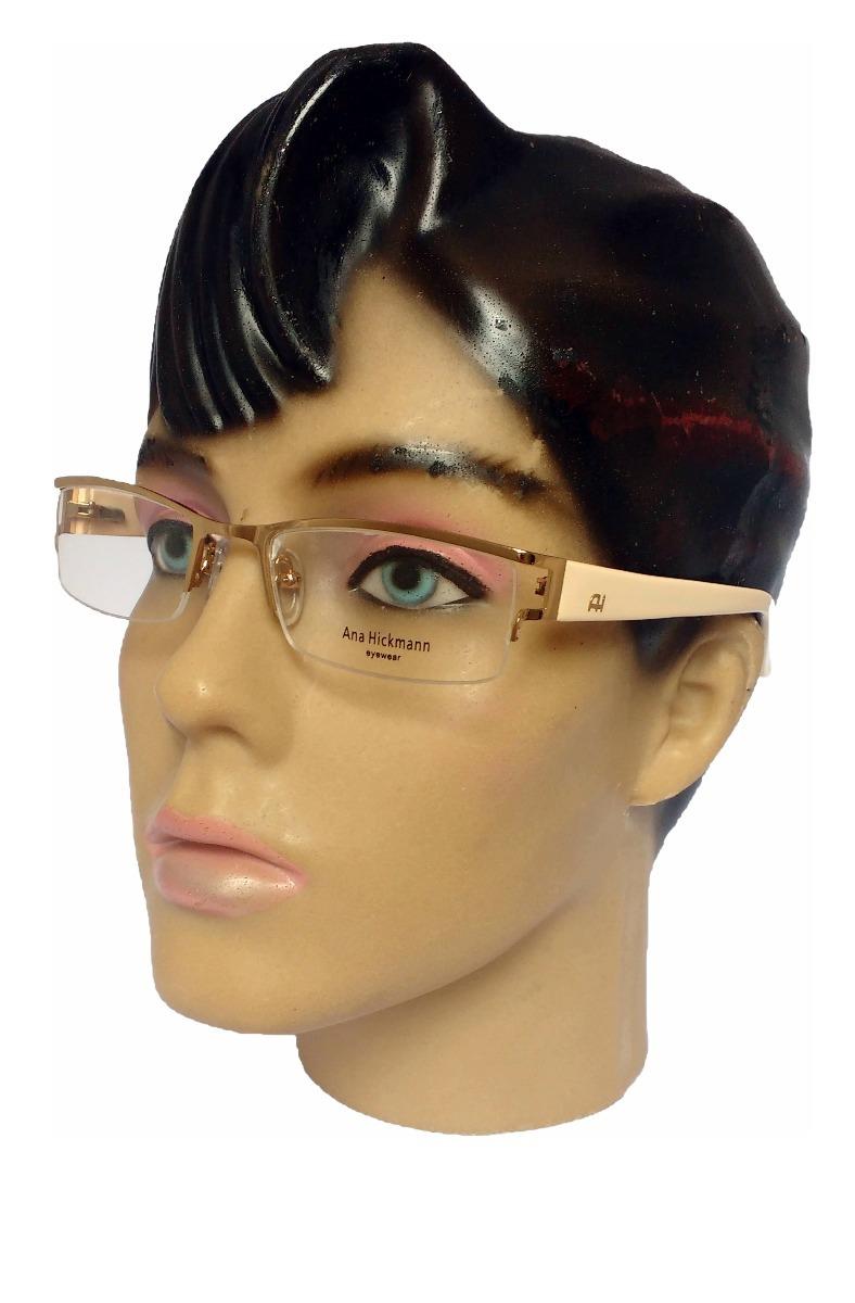 Armação Óculos Grau Feminino Creme Nude - R  110,00 em Mercado Livre 2a7adf9ca5