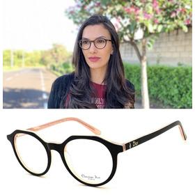 a317718a9 Oculos De Grau Armação 5311 Da Ray Ban Redondo Preto - R$ 113,00 em ...