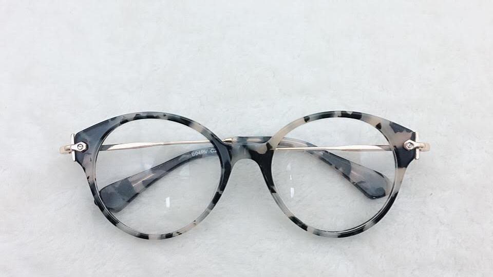 e499de3c6 armação óculos grau feminino estilo geek g promoção a015. Carregando zoom.