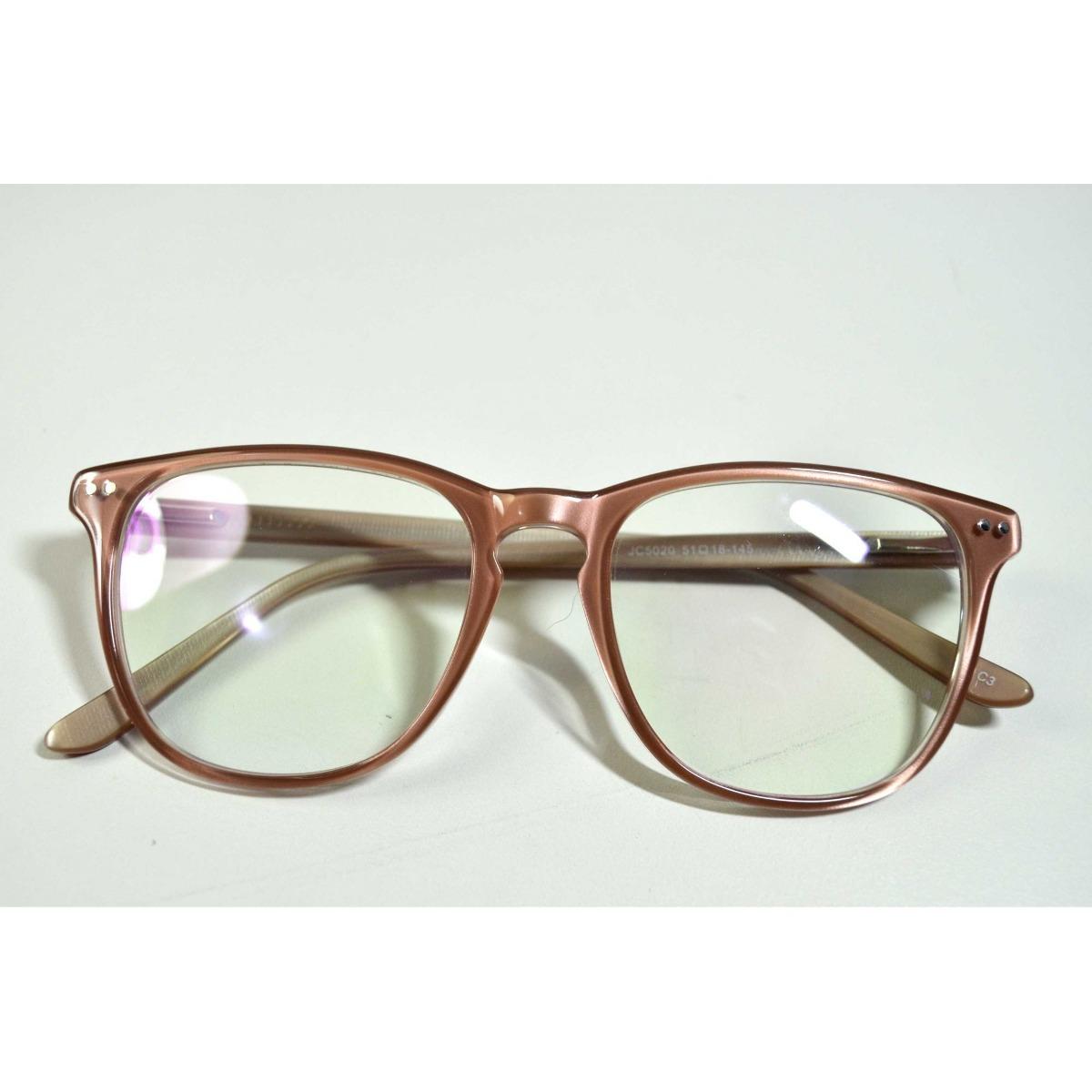 armação óculos grau feminino estilo selena nude. Carregando zoom. 6a99f3921d