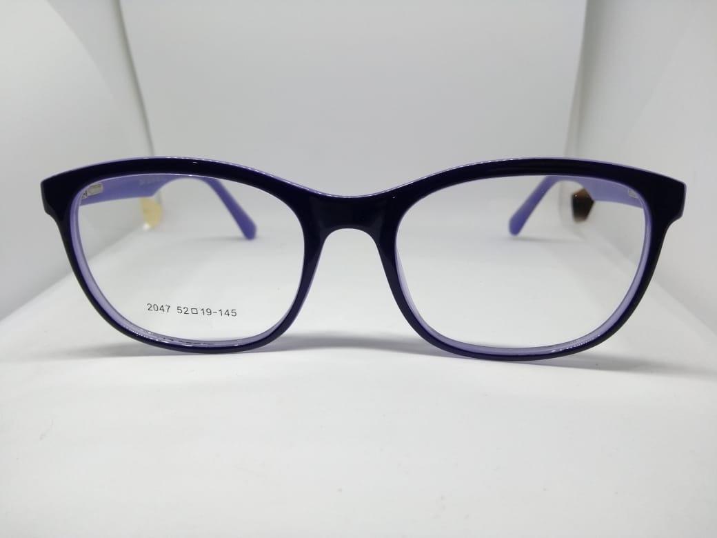 a25f2f71fbc38 armação óculos grau feminino flexível original 2047. Carregando zoom.