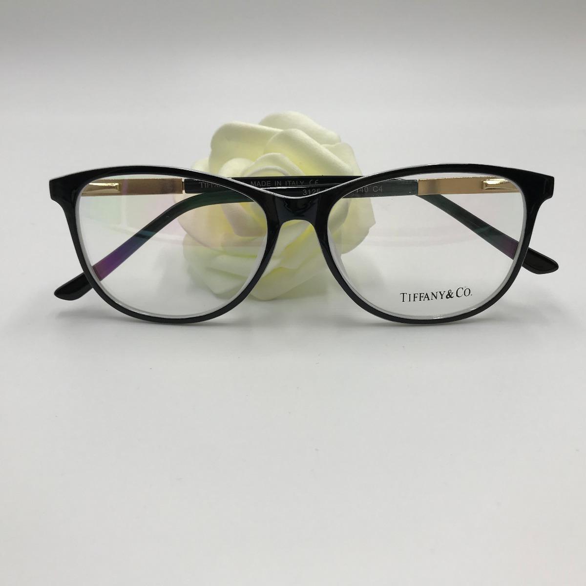 Armação Óculos Grau Feminino Gatinho Acetato 3125 - R  120,00 em ... a64c0aa14f