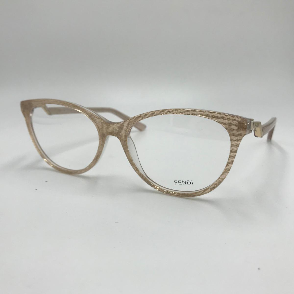 Armação Óculos Grau Feminino Gatinho Acetato 998 - R  100,00 em ... b319a1c683