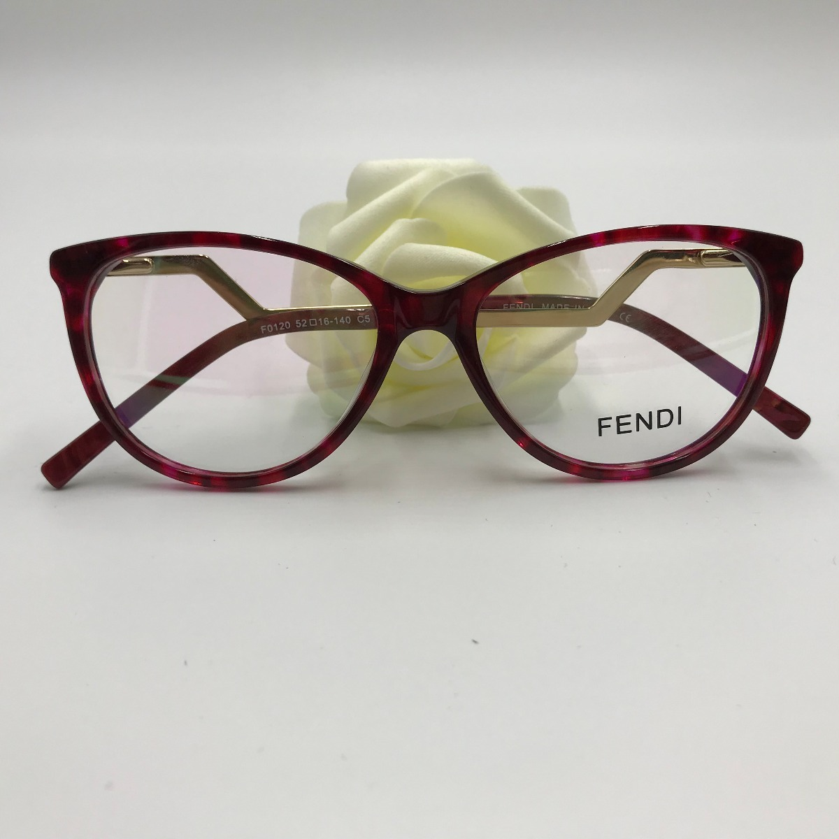 armação óculos grau feminino gatinho acetato metal 0120. Carregando zoom. 510b3168f2