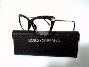 75647427c Oculos De Grau Dolce Gabbana - Óculos no Mercado Livre Brasil