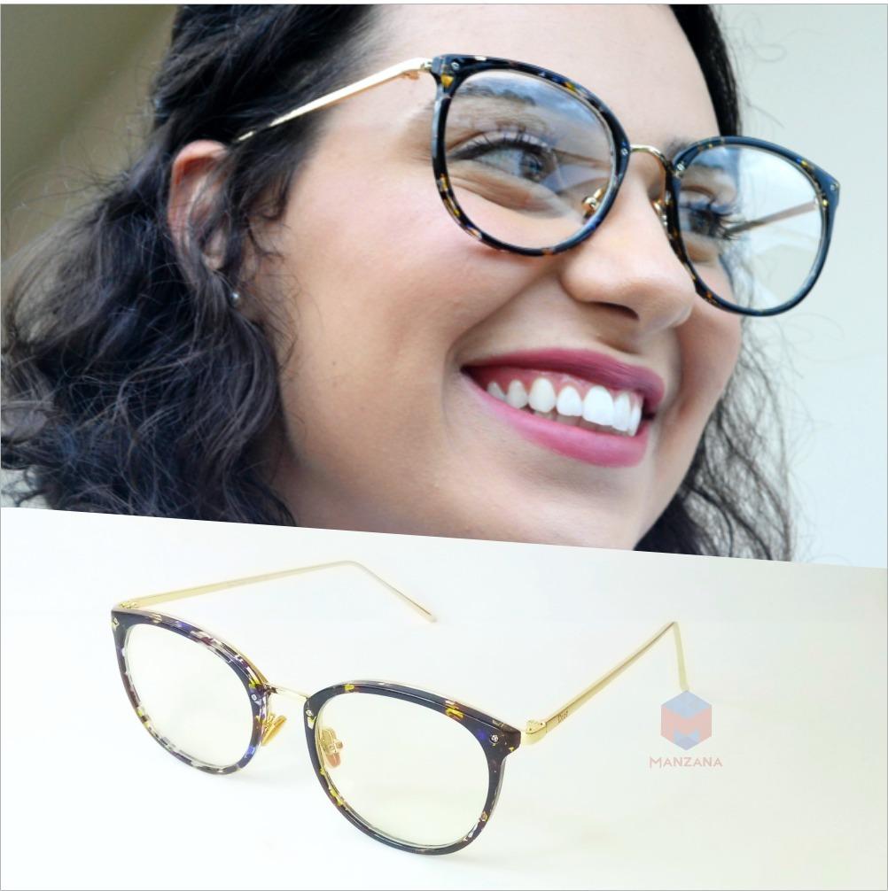 9dde0d686 armação óculos grau feminino geek redondo quadrado preto ms. Carregando  zoom.