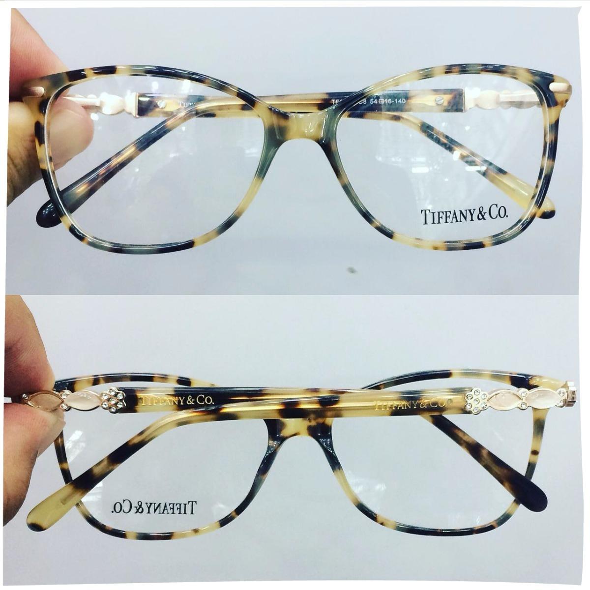 8885fabc8 armação oculos grau feminino importado acetato tf18 original. Carregando  zoom.